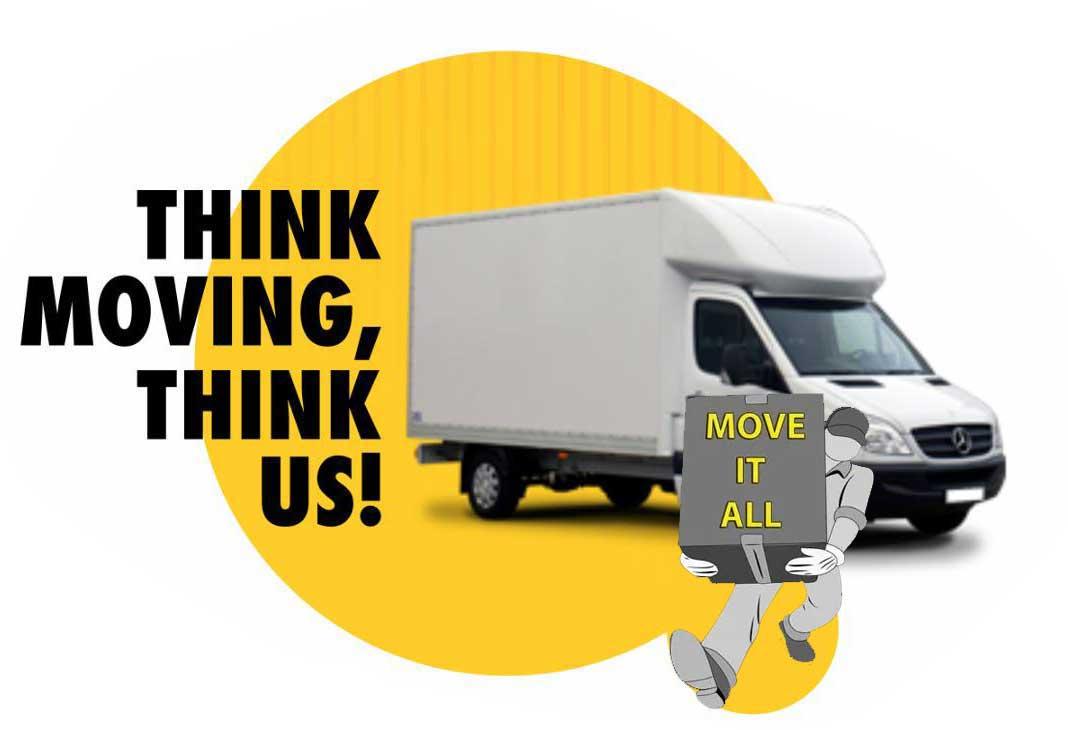 Man & Van and Removals Services Across Croydon and South East London