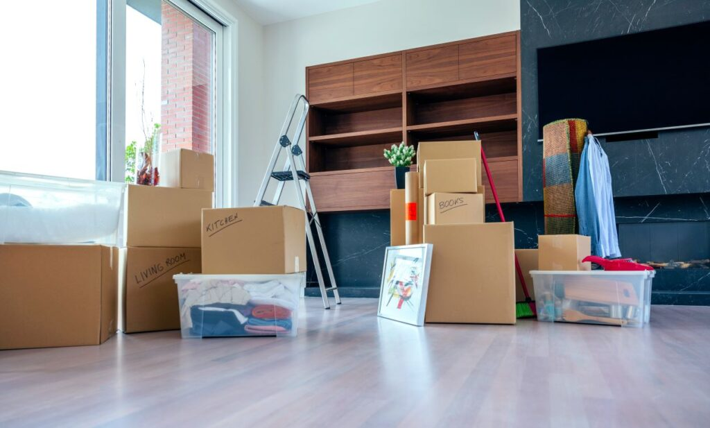 Man & Van and Removals Services in South East London