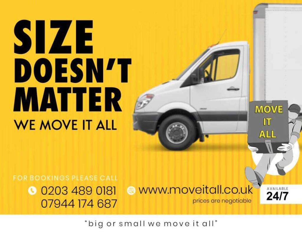 Removals Company in Croydon & South East London