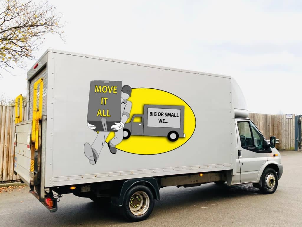 Man & Van and Removals Services in Croydon